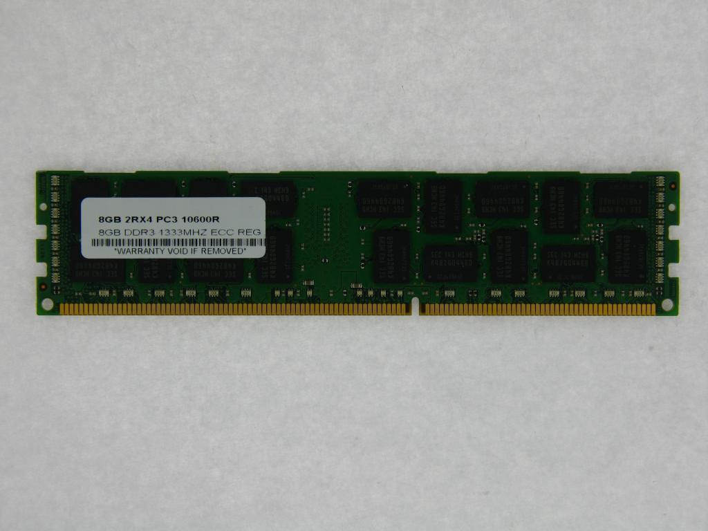 500662-B21 64GB DL585 G7 8GB x 8 DDR3 1333MHz Memory HP DL165 G7 DL385 G5