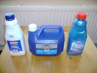 BLUE ANTIFREEZE & COOLANT/3.5 LITRE/-36 ºC | High Concentrate/Longlife all seasons for all engines