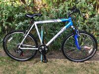 Mongoose SX Mountain Bike