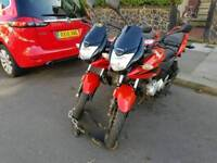 Tow honda cbf 125 in very good condition
