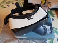 Samsung VR gear headset