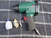 air tools 1/2 impact air wrench unused