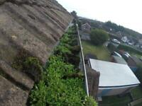 Gutter Cleaning & Roof Cleaning & Pvc Fitting