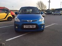 Hyundai i10 1.2 Comfort 5dr£2,895 one owner, LOW MILEAGE