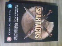 Spartacus The Completes Collection 14 Disc Set