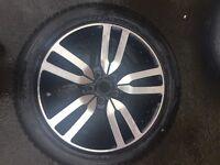 "Brand New LandRover 20"" Alloy Wheel With New Pirelli Scorpion Tyres 255/50/R20"