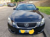 SPORTLESS LEXUX GS 300 AUTO 56REG CLEAN IN AND OUT,FIRST TO SEE WILL BUY IT