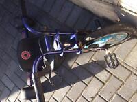 Low rider razor scream machine children's pedal kart