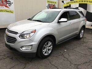 2016 Chevrolet Equinox LT, Automatic, Back Up Camera,