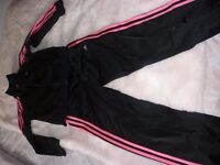 Adidas - Young Ladies authentic track suit - V Good Condition.