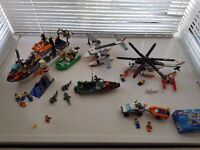 Very Large Job Lot of Lego Sets and Boxes of Lego