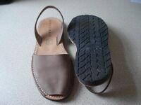 MASCARO Leather Sandals