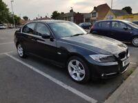 BMW 3 Series 2.0 318d Exclusive 4dr