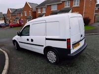 2007 56 vauxhall combo 1.7 ctdti excellent condition and runner