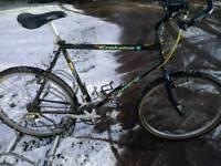 Retro vintage Carrera Krakatoa mountain bike