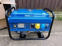 Draper Expert Petrol Generator