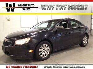 2011 Chevrolet Cruze LS| POWER LOCKS/WINDOWS| A/C| 105,809KMS Kitchener / Waterloo Kitchener Area image 1