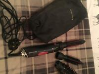 Remington dryer/curler
