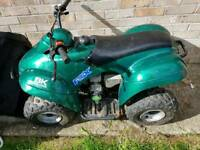 50cc quad fully auto