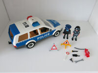 Playmobil 4260 Police Patrol Estate Car & accessories