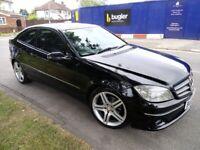 Mercedes-Benz, CLC, Coupe, 2009, Semi-Auto, 1796 (cc), 3 doors