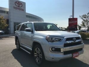 2016 Toyota 4Runner Limited 7 Passenger - Toyota Certified! One