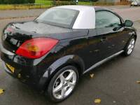 Vauxhall Tigra 2005 low mileage 62k only long MOT convertible part exchange welcome