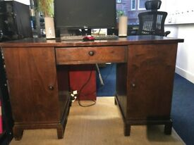 Mid Century Office Desk