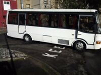 toyota optimo bus / coach 21 seats
