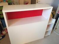 IKEA flaxa headboard