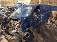Fiat scudo van 1.6 hdi 57 breaking for spares