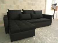 💥⭐️BRAND NEW⭐️💥DOUBLE STORAGE 💥CORNER SOFA BED💥fast delivery