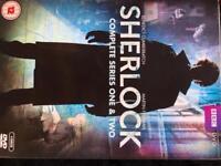 Sherlock season 1&2
