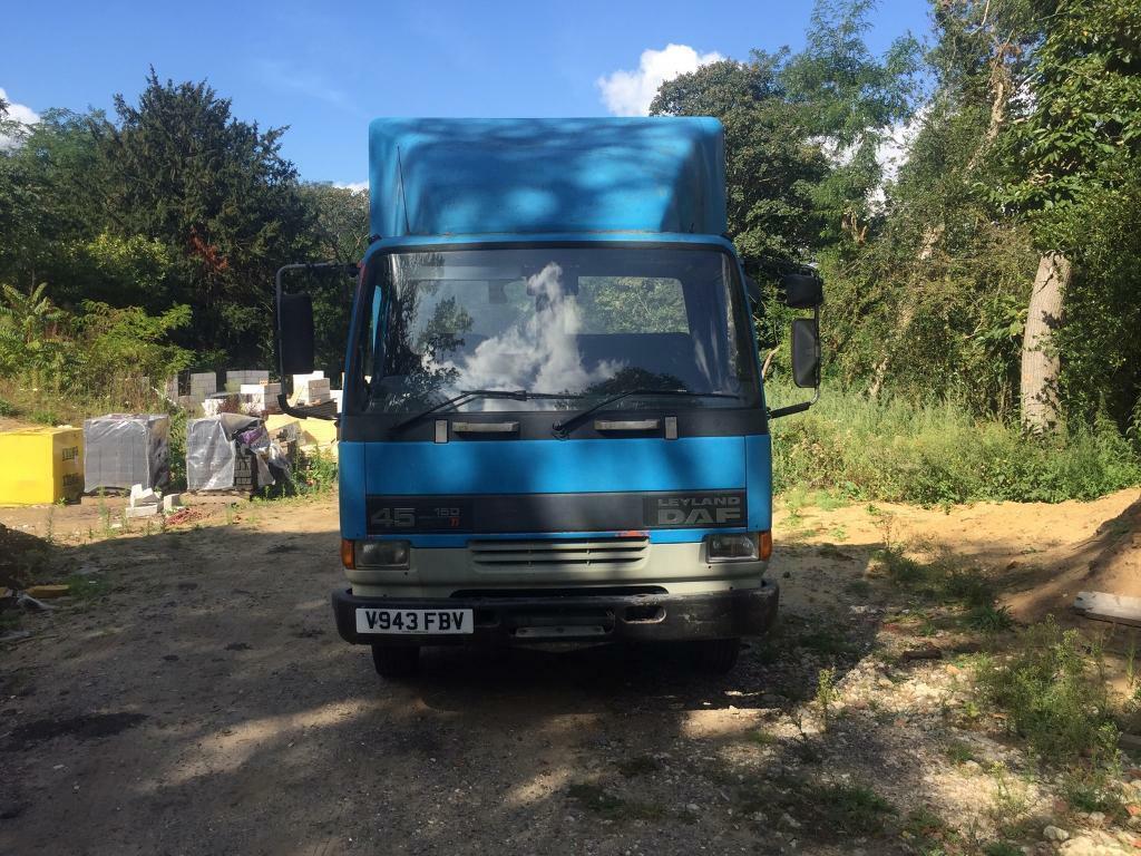 Leyland DAF 45 £900 | in Sevenoaks, Kent | Gumtree