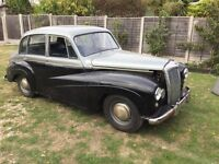 Daimler Conquest ; Restoration Project