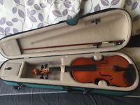 Violin with hard case - open to offers