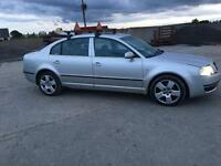 Skoda Superb 2004 auto diesel low miles