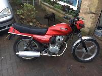 Beater 125cc