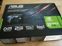 Asus GEFORCE GT710 Graphics card