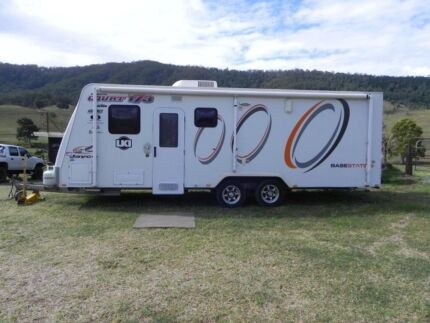 Jayco Basestation 2009 Morayfield Caboolture Area Preview