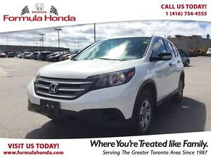 2013 Honda CR-V LX | BLUETOOTH | FUEL EFFICIENT