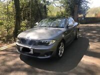 BMW Exclusive Edition 118d convertible low miles 2 owners 13 month MOT just serviced Black leather
