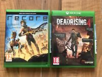 xbox one games , as new ! £15 each or 2 for £25 ! price stands , no offers !