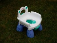 Fisher Price - The Royal Throne Potty