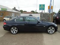 BMW 3 SERIES 2.5 325i SE 2dr (blue) 2007