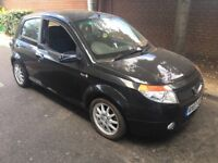 Proton Savvy Style 1149cc Petrol 5 speed manual 5 door hatchback 07 Plate 2007 Black