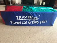 Graco Travellite travel cot