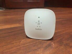 Belkin wifi range extender - 300 Mbps