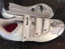 Ladies cycle shoes
