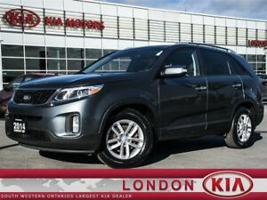 2014 Kia Sorento LX - BLUETOOTH, HEATED SEATS